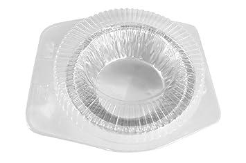 Amazon Com 5 Disposable Pot Pie Pie Pans Individual Dessert Pans
