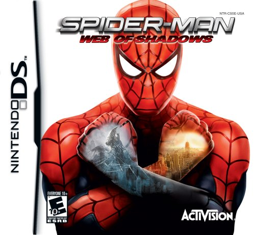 Spider-Man: Web of Shadows - Nintendo DS