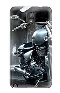 Sanp On Case Cover Protector For Galaxy Note 3 (motorcycles)