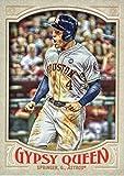 2016 Topps Gypsy Queen Baseball #123 George Springer Houston Astros