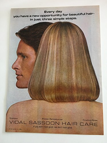 1980-vidal-sassoon-hair-care-magazine-print-advertisement