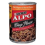 Purina ALPO Wet Dog Food; Chop House Filet Mignon ...