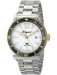 Men's FF3150014 Ferragamo 1898 Sport Stainless Steel Watch