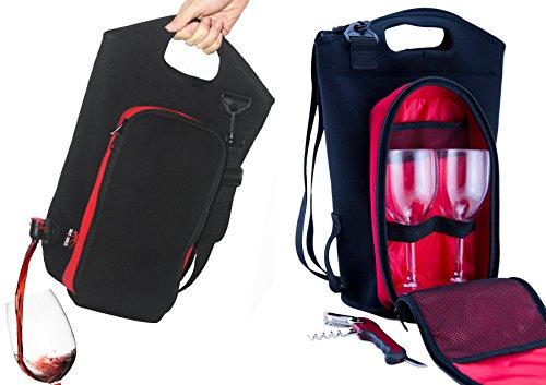 purse with wine spout - 9