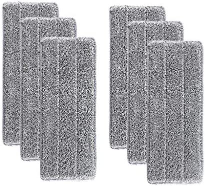 FBGood - Recambios de Cabeza de vadrojo, Lavables de Microfibra de Repuesto para Aspirador de Limpieza de Cabeza de Vadroil, 6 PC: Amazon.es: Hogar