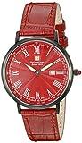Steinhausen Men's GWL493LREA Dunn Luxe Analog Display Swiss Quartz Red Watch