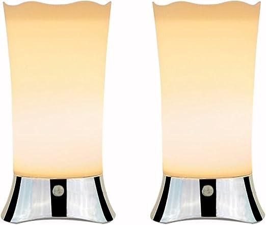 Amazon.com: Lámparas inalámbricas a pilas para mesas de casa ...