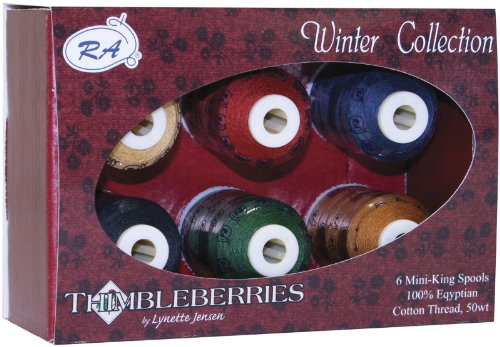 (Thimbleberries Cotton Thread Collections 500 Yards 1 pcs sku# 649169MA)