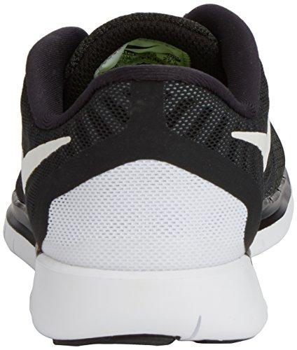 Nike Kids Gratis 5,0 (gs) Loopschoen Zwart / Donker Grijs / Cool Grijs / Wit