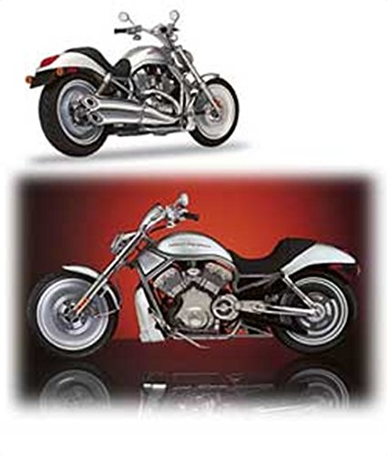 Franklin Mint 1/10 2002 VRSCA V-Rod Motorcycle ()
