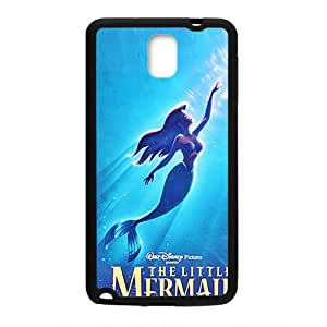 SVF The little mermaid Case Cover For samsung galaxy Note3 Case