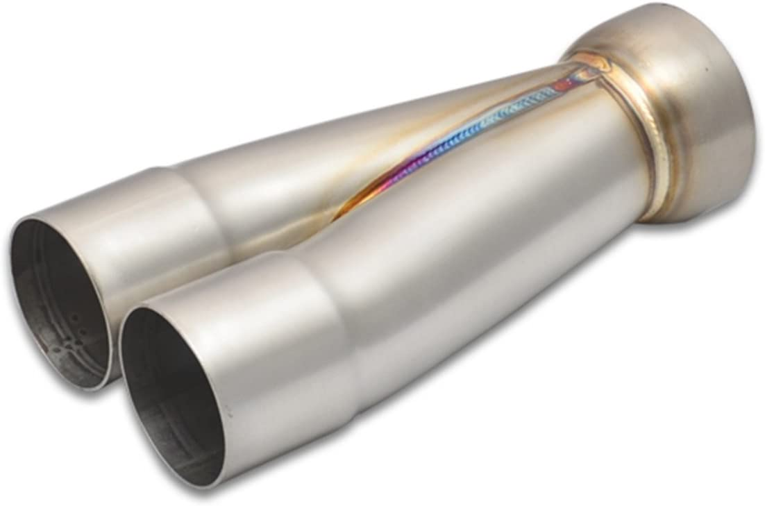 Stainless Steel Merge Collector Vibrant Performance 2-1 Vibrant 10356