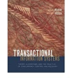 img - for [(Transactional Information Systems: Theory, Algorithms, and the Practice of Concurrency Control and Recovery )] [Author: Gottfried Vossen] [Jun-2001] book / textbook / text book