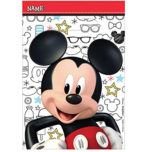 American Greetings Mickey Mouse Clubhouse Party Favors, Treat Bags, 8-Count]()