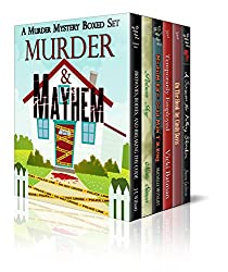 Murder and Mayhem: A Murder Mystery Boxed Set