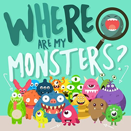 Where Are My Monsters?: A Search and Find