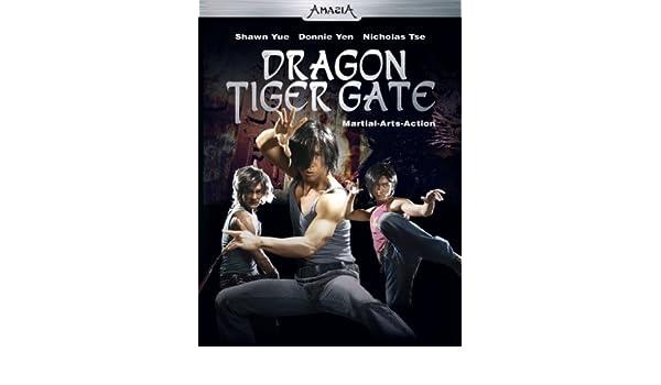 Dragon Tiger Gate [Alemania] [DVD]: Amazon.es: Donnie Yen, Nicholas Tse, Shawn Yue, Dong Jie, Li Xiaoran, Yuen Wah, Chen Kuan-tai, Wong Yuk-ling, ...