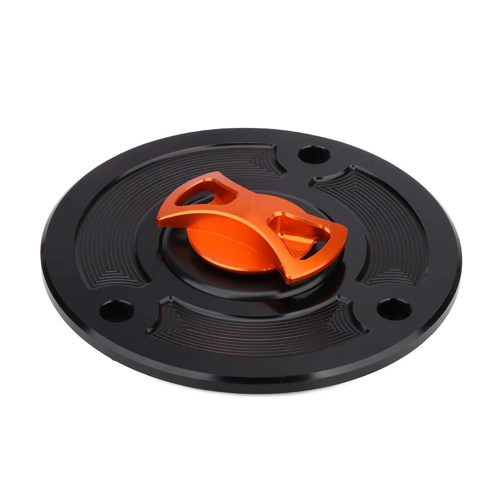Fast Pro CNC Gas Serbatoio Carburante Tappo Olio Copertura Senza Chiave per KTM Duke 125/200/390