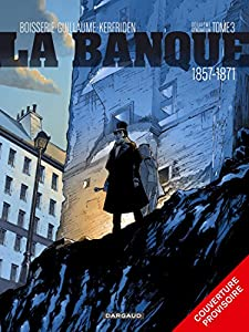 """Afficher """"La banque n° 3<br /> Les comptes d'Haussmann"""""""