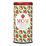 The Republic of Tea Mom You're The Berry Best Tea, 36 Tea Bags, Gourmet Tea, Strawberry Vanilla Tea Gift