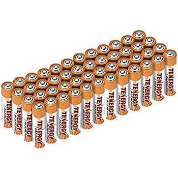 Amazon Com Maxell 723443 Alkaline Battery Aa Cell 48 Pack