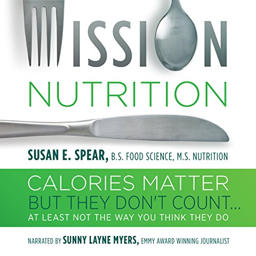 Bargain Audio Book - Mission Nutrition