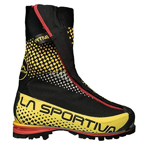 La Sportiva Unisex Adults' G5 Black/Yellow High Rise Hiking Boots