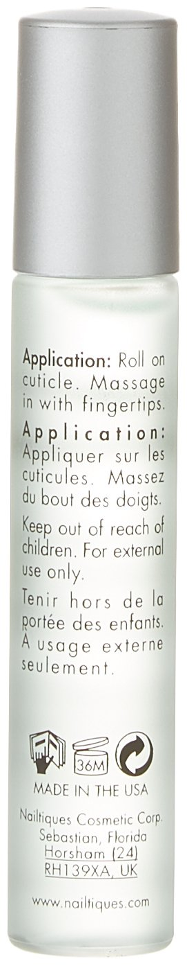 Nailtiques Cuticle Care Oil With Rollerball Applicator, .33 Ounce by Nailtiques (Image #5)