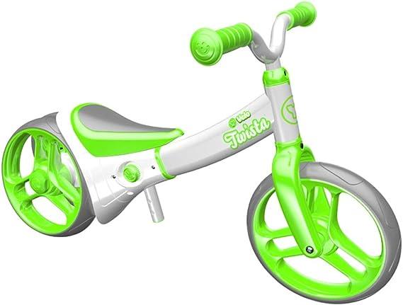 Bicicletas sin pedales Bicicletas De Equilibrio, Balanzas para Niños Carros Deslizables Pedales Diapositivas Caminantes De 2 A 6 Años (Color : B): Amazon.es: Hogar