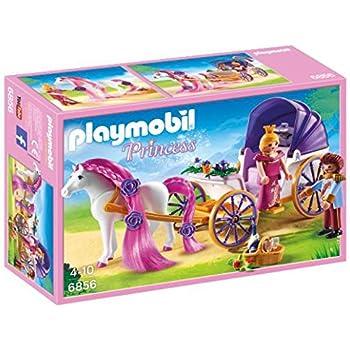 Playmobil 4258 royal carriage toys games for Carrosse princesse playmobil
