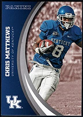 MultiSport MultiSport 2016 Panini Kentucky Wildcats #14 Chris Matthews