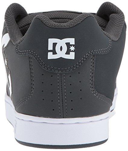 pour NET sport Gris DC homme de Chaussures x6awvn7