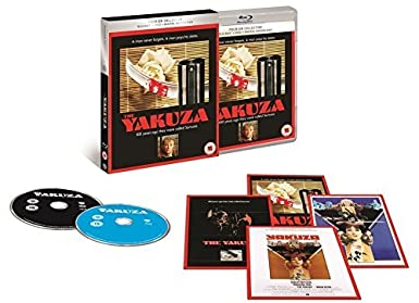 The Yakuza Limited Edition Blu Ray/DVD/Art Cards/Import/Region Free Blu Ray: Amazon.es: Cine y Series TV