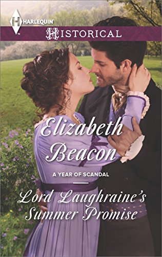 book cover of Lord Laughraine\'s Summer Promise