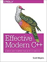 Effective Modern C++ Front Cover