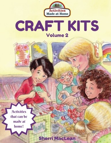 Craft Kits Volume 2: Activities Made at Home