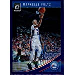 c3617b0d8 2018-19 Donruss Optic Purple Basketball  69 Markelle Fultz Philadelphia  76ers.
