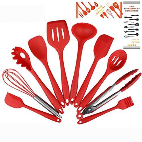 DDLBiz Resistant Non Stick Tools Kitchen Necessary