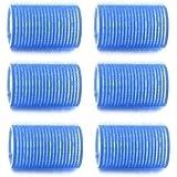 Homeoculture Pack Of 6 Hair Rollers Hair Rollers Curlers Diy Styling Soft Curler Foam Tool 6Pcs Profesional Roller Bendy Self Sponge