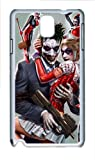 iPhone 5S Cases & Covers -Joker and Harley Quinn Custom PC Hard Case Cover for Samsung Galaxy Note 3/N9000 White Black Friday gift