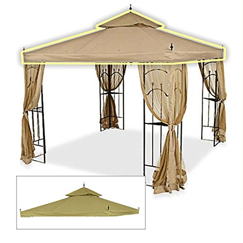 Replacement Canopy for Home Depot Arrow Gazebo - SAGE