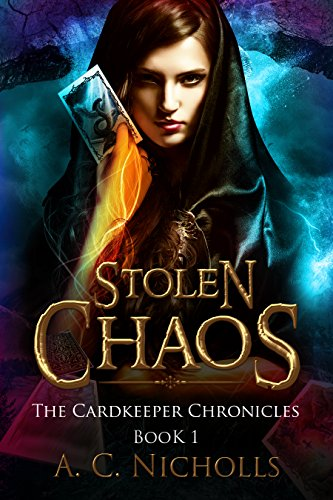 Stolen Chaos Fantasy Cardkeeper Chronicles ebook