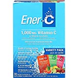Ener-C Ener-C – Variety Pack – 1000 mg – 30 packets – 1 each Review