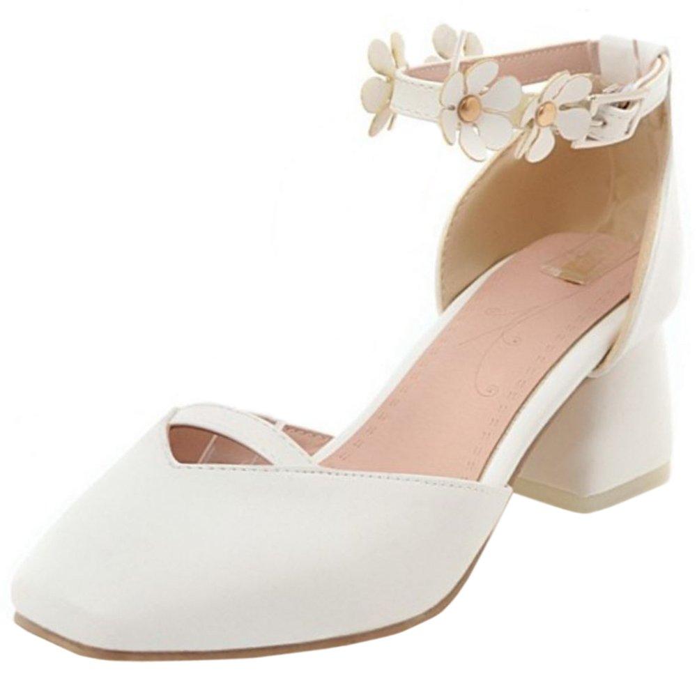 Zanpa Fleur Femmes Doux Sandales with Fleur 14186 Sandales 1#white d63978d - shopssong.space
