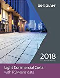 Light Commercial Cost with RSmeans Data (Means Light Commercial Cost Data)