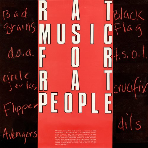 Rat Music for Rat People, Vol....