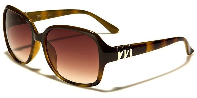 f4c0194a2f C.G Eyewear - Gafas de sol - para mujer gris Grey brown/brown pattern/brown  lens Talla única: Amazon.es: Ropa y accesorios