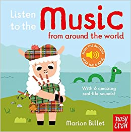 Listen to the Music from Around the World: 9781788002479