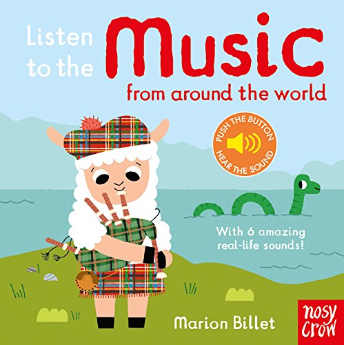 Listen to the Music from Around the World (Music Around The World From)