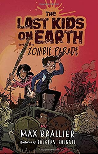 book cover of The Zombie Parade